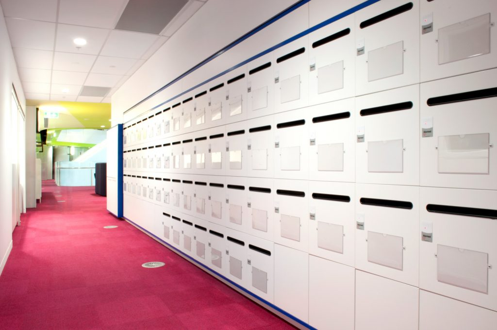 Medibank office fit out and joinery by ISM Interiors